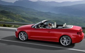 Vehicles - 2014 Audi RS5 Cabriolet Wallpapers and Backgrounds ID : 450567