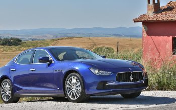 Voertuigen - 2014 Maserati Ghibli Wallpapers and Backgrounds ID : 450609