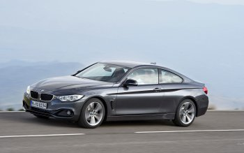 Vehicles - 2014 BMW 4-Series Coupe Wallpapers and Backgrounds ID : 450725