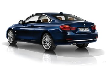 Vehicles - 2014 BMW 4-Series Coupe Wallpapers and Backgrounds ID : 450740