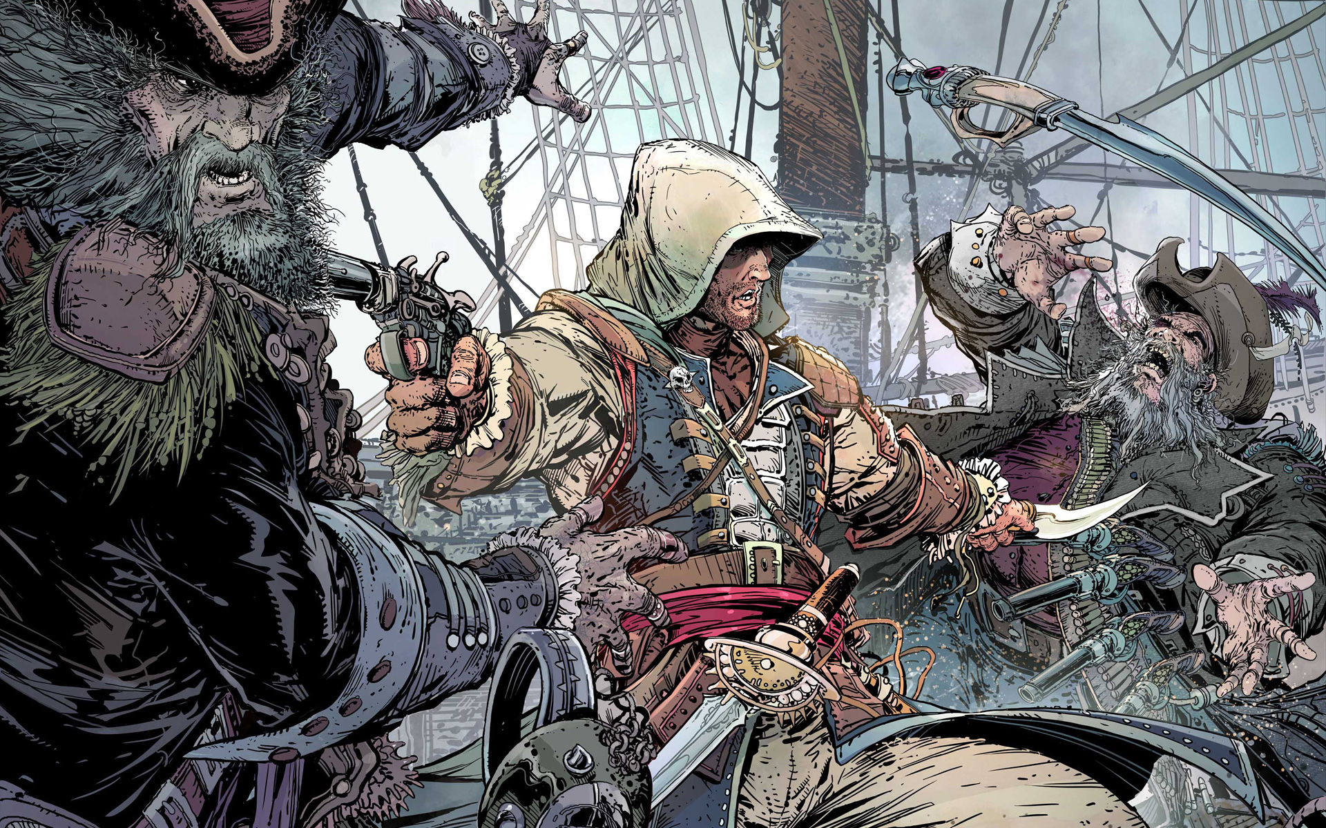video game assassins creed iv black flag assassins creed edward kenway wallpaper