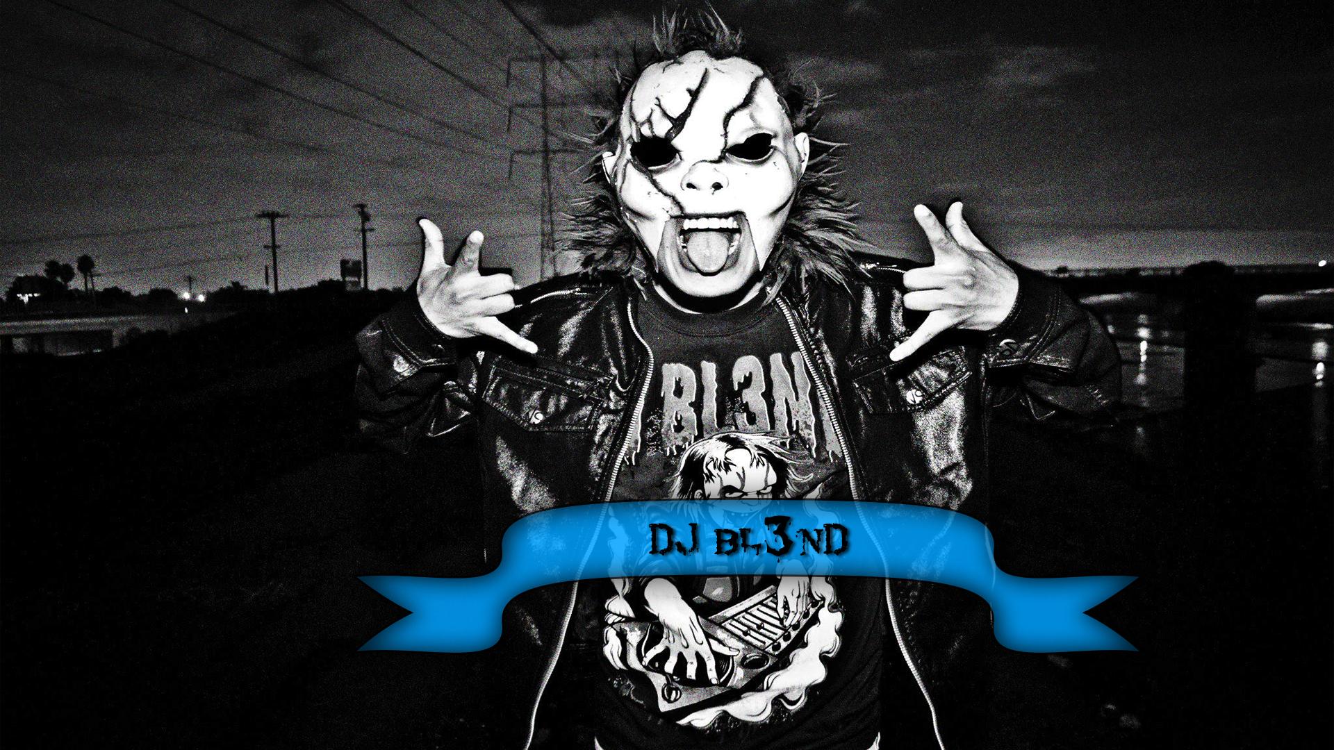 4 DJ BL3ND Fonds d'écran HD | Arrière-plans - Wallpaper Abyss