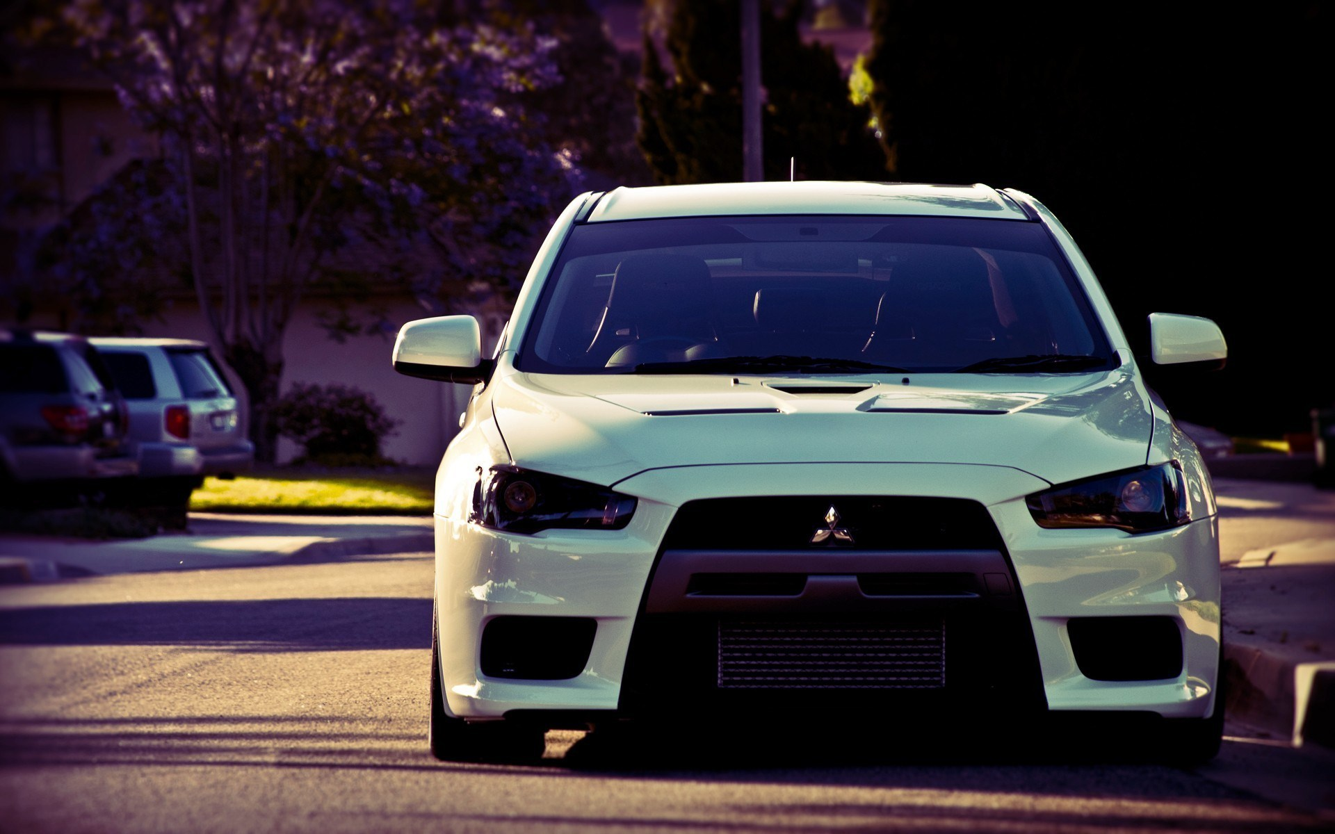 78 Mitsubishi Evolution X HD Wallpapers   Background Images ...