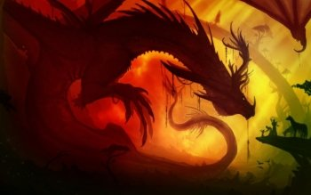Fantasy - Dragon Wallpapers and Backgrounds ID : 451175