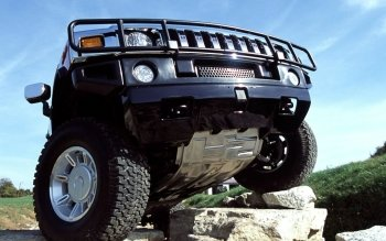 Vehicles - Hummer Wallpapers and Backgrounds ID : 451661