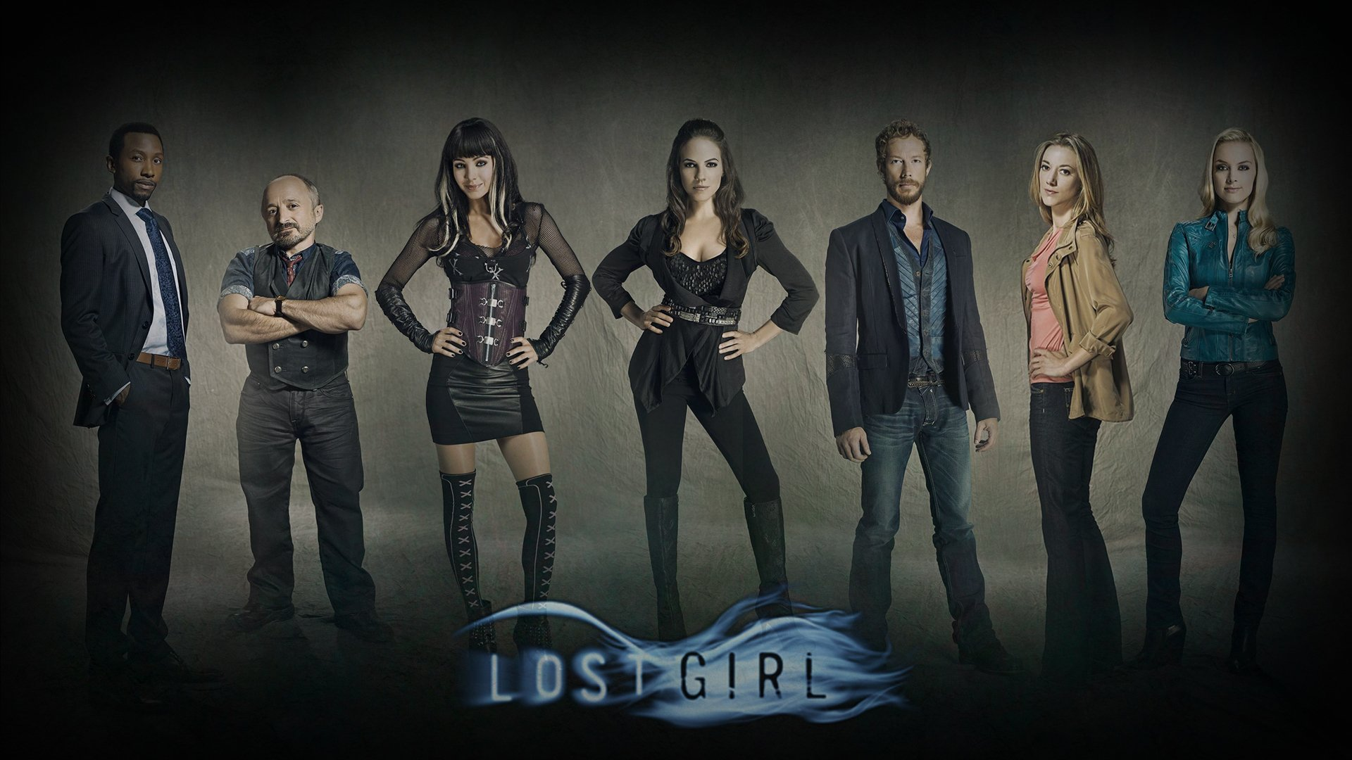 TV Show - Lost Girl  Wallpaper