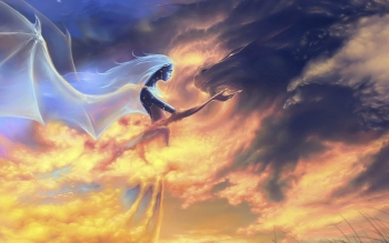 Fantasy - Angel Wallpapers and Backgrounds ID : 452280