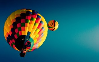 Vehicles - Hot Air Balloon Wallpapers and Backgrounds ID : 452315