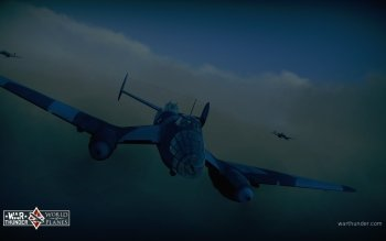 Computerspel - War Thunder Wallpapers and Backgrounds ID : 452559