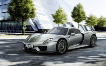 Транспортные Средства - Porsche 918 Wallpapers and Backgrounds ID : 453033