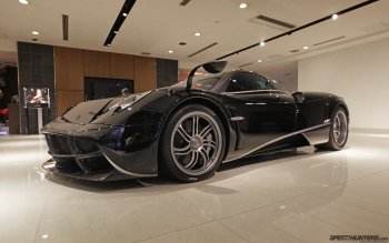 Vehicles - Pagani Huayra Wallpapers and Backgrounds ID : 453194