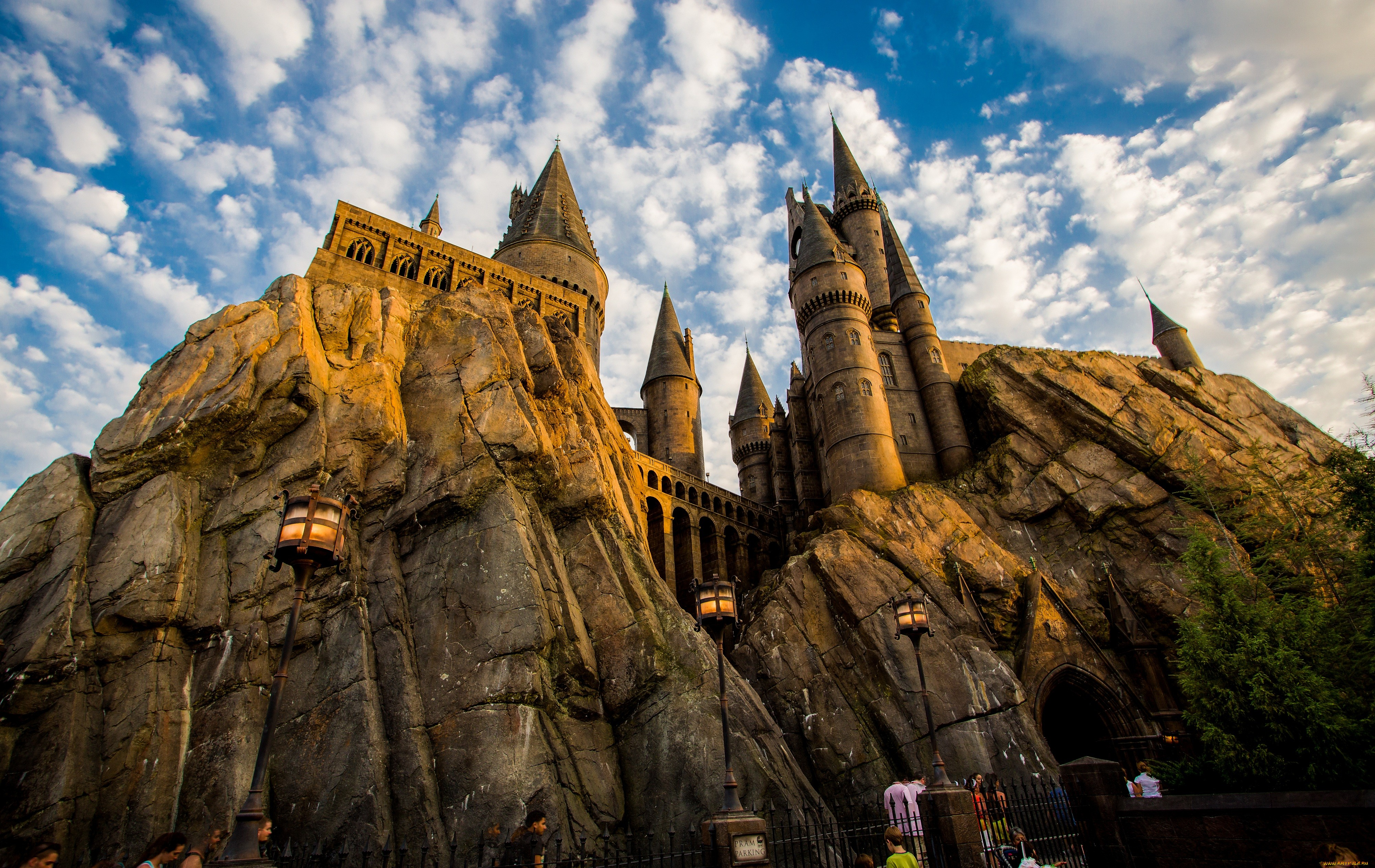 Universal's Islands of Adventure is a theme park in Orlando, Florida.