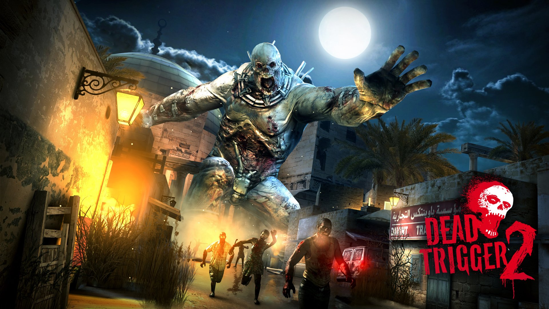 Dead Trigger 2 Hd Wallpaper Background Image 1920x1080 Id