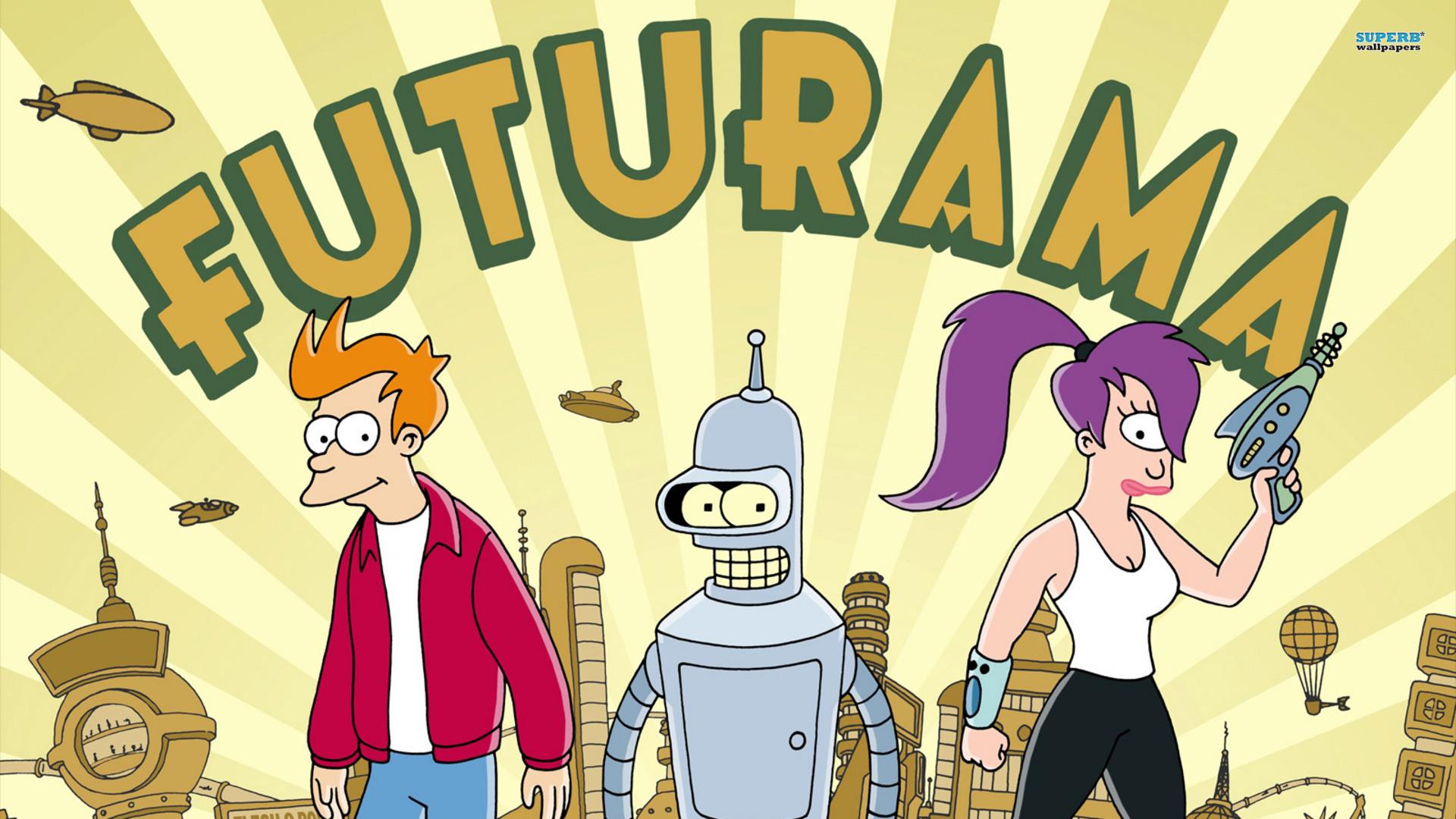 Futurama full hd wallpaper and background image - Futurama wallpaper ...