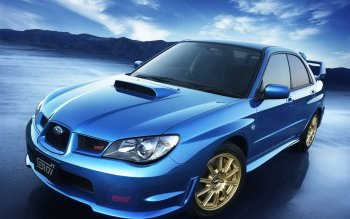 Vehicles - Subaru Impreza Wallpapers and Backgrounds ID : 455433