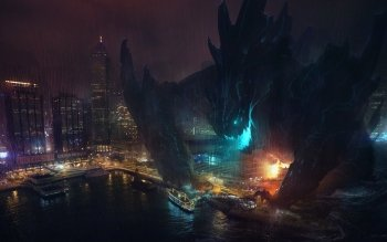 Movie - Pacific Rim Wallpapers and Backgrounds ID : 456497