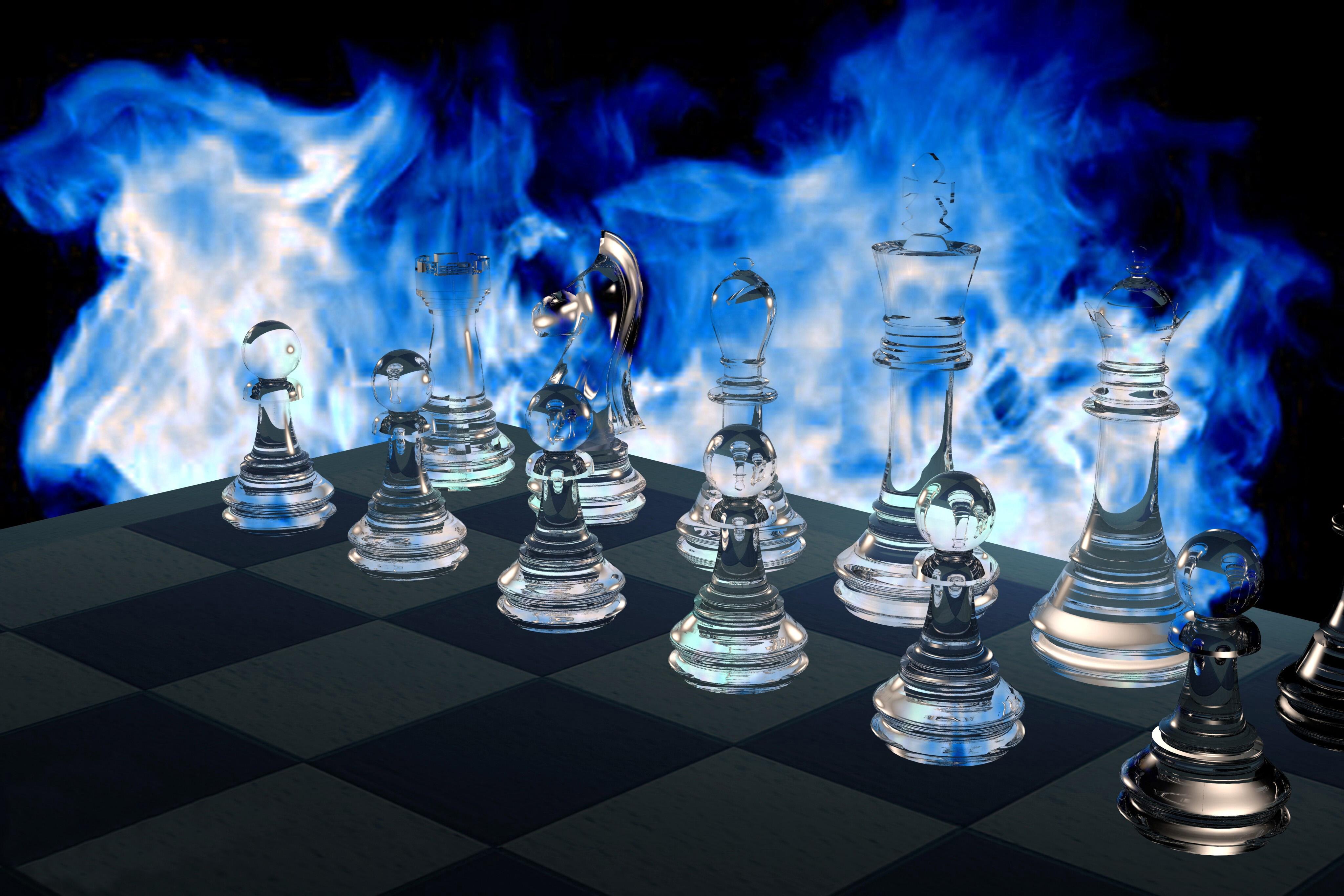 Chess 4k Ultra Hd Wallpaper Background Image 4096x2731 Id