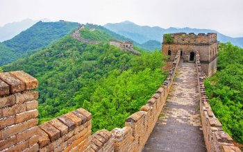 Man Made - Great Wall Of China Wallpapers and Backgrounds ID : 457031