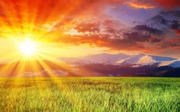 Earth - Sunbeam Wallpapers and Backgrounds ID : 457514