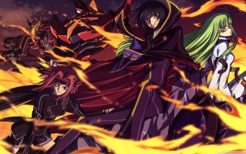 Anime - Code Geass Wallpapers and Backgrounds ID : 457860