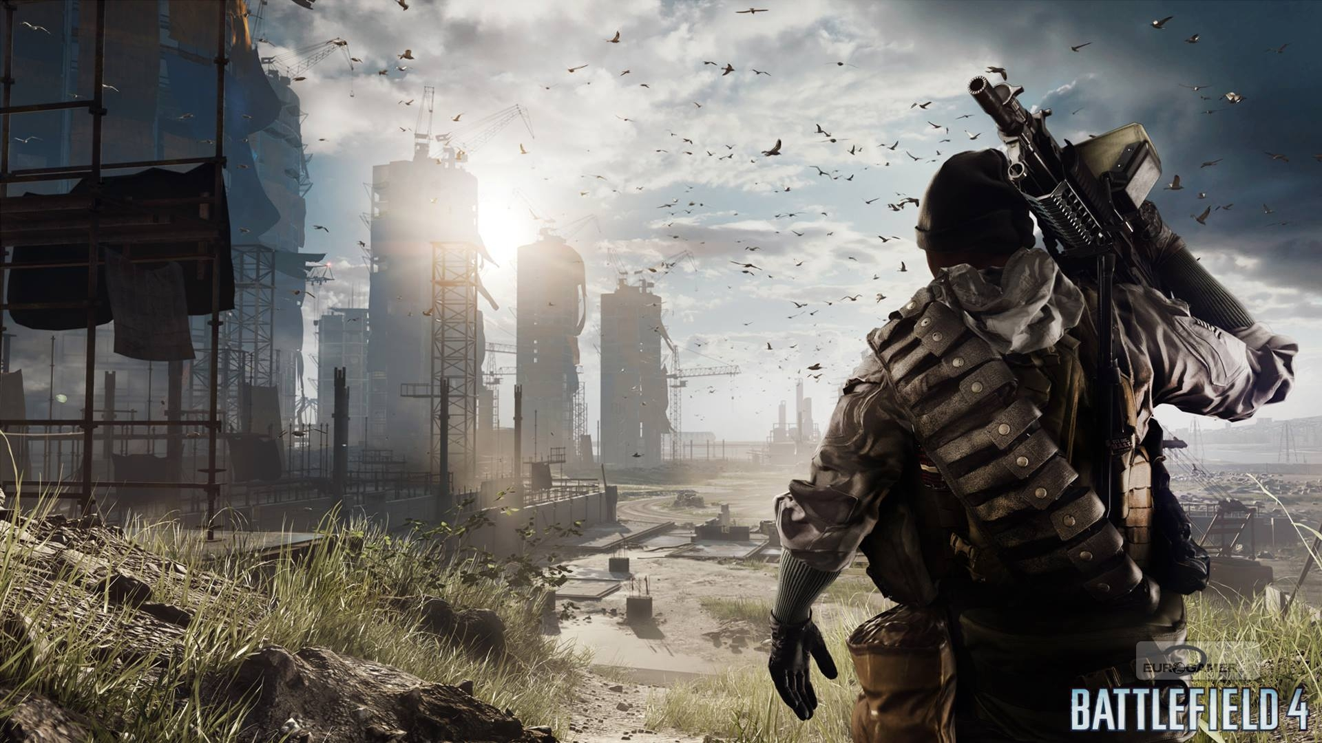 Battlefield 4 Games Wallpaper Hd: Battlefield 4 HD Wallpaper