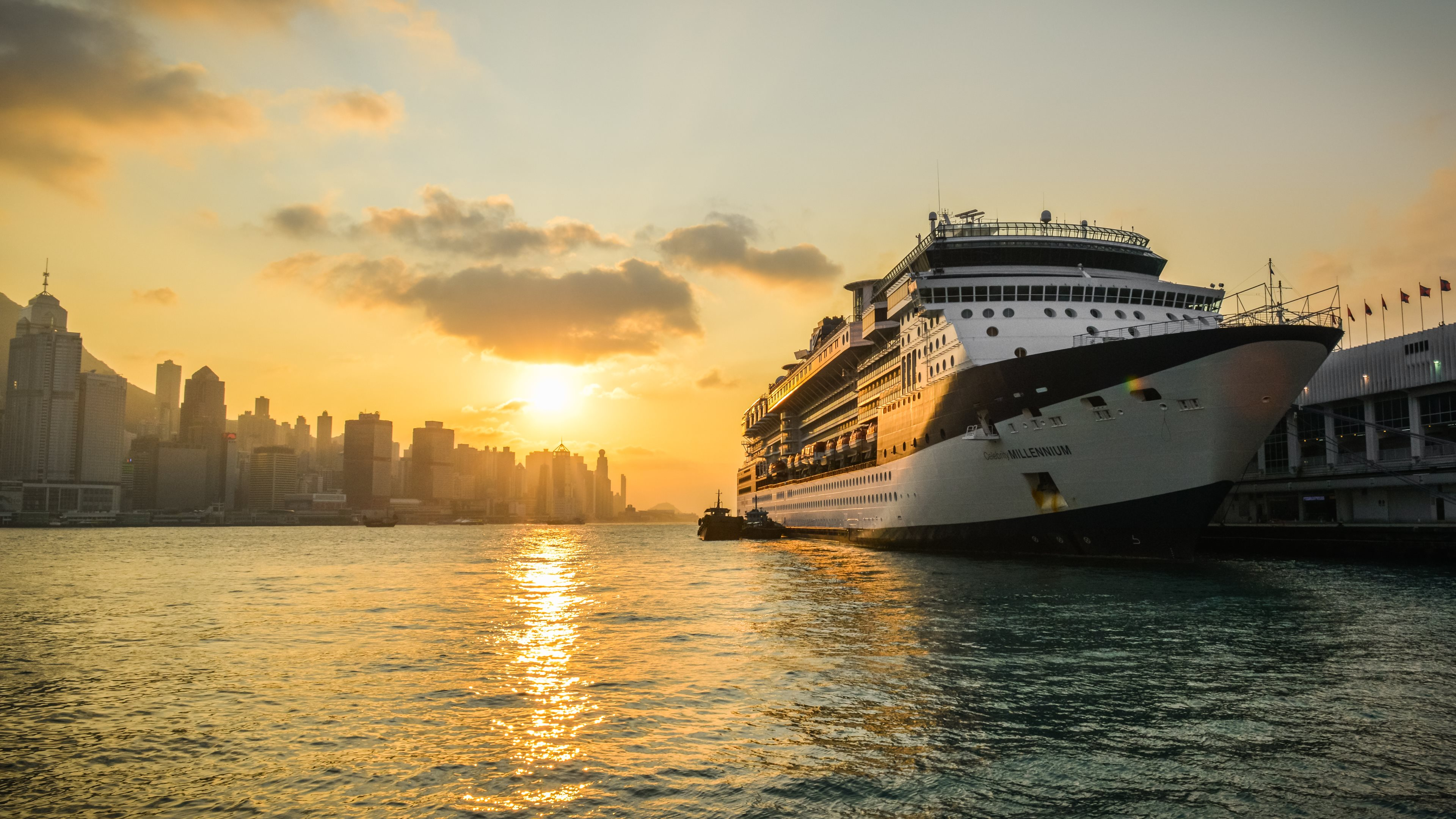 Cruise Ships HD Wallpapers Background Images Wallpaper