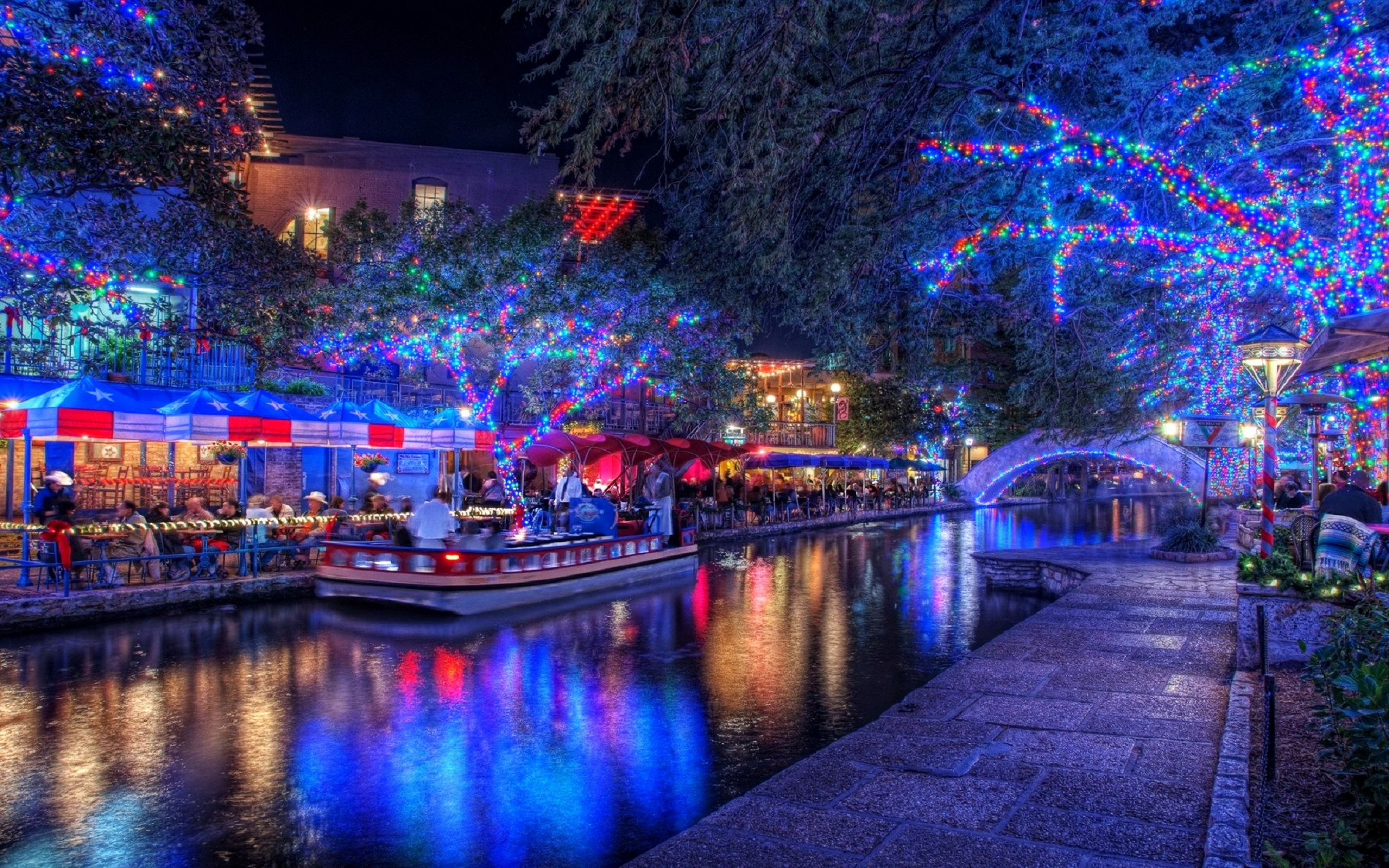Ultra Hd Christmas Wallpapers: San Antonio 4k Ultra HD Wallpaper And Background Image