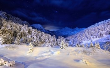 Earth - Winter Wallpapers and Backgrounds ID : 459615