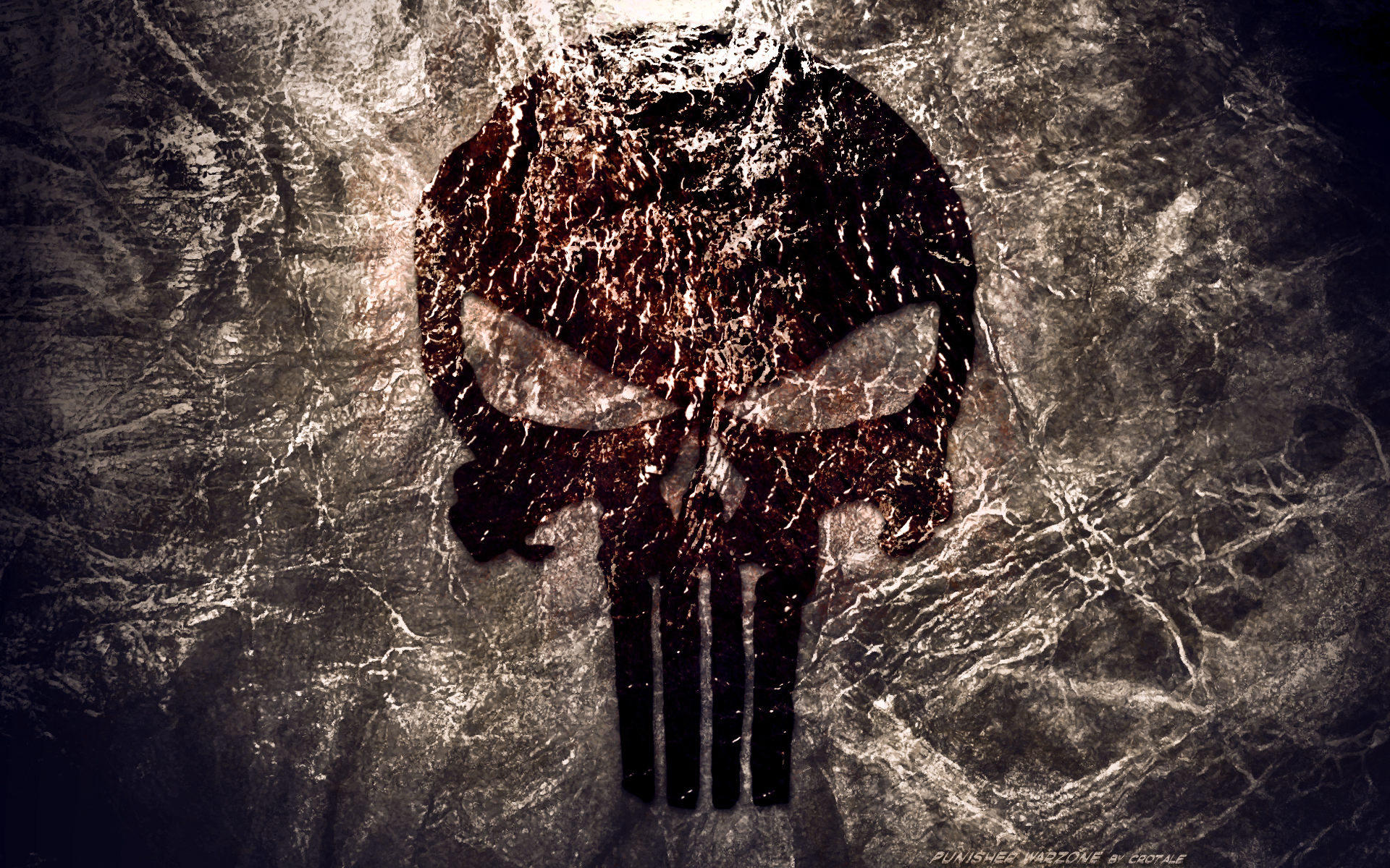 punisher hd wallpaper