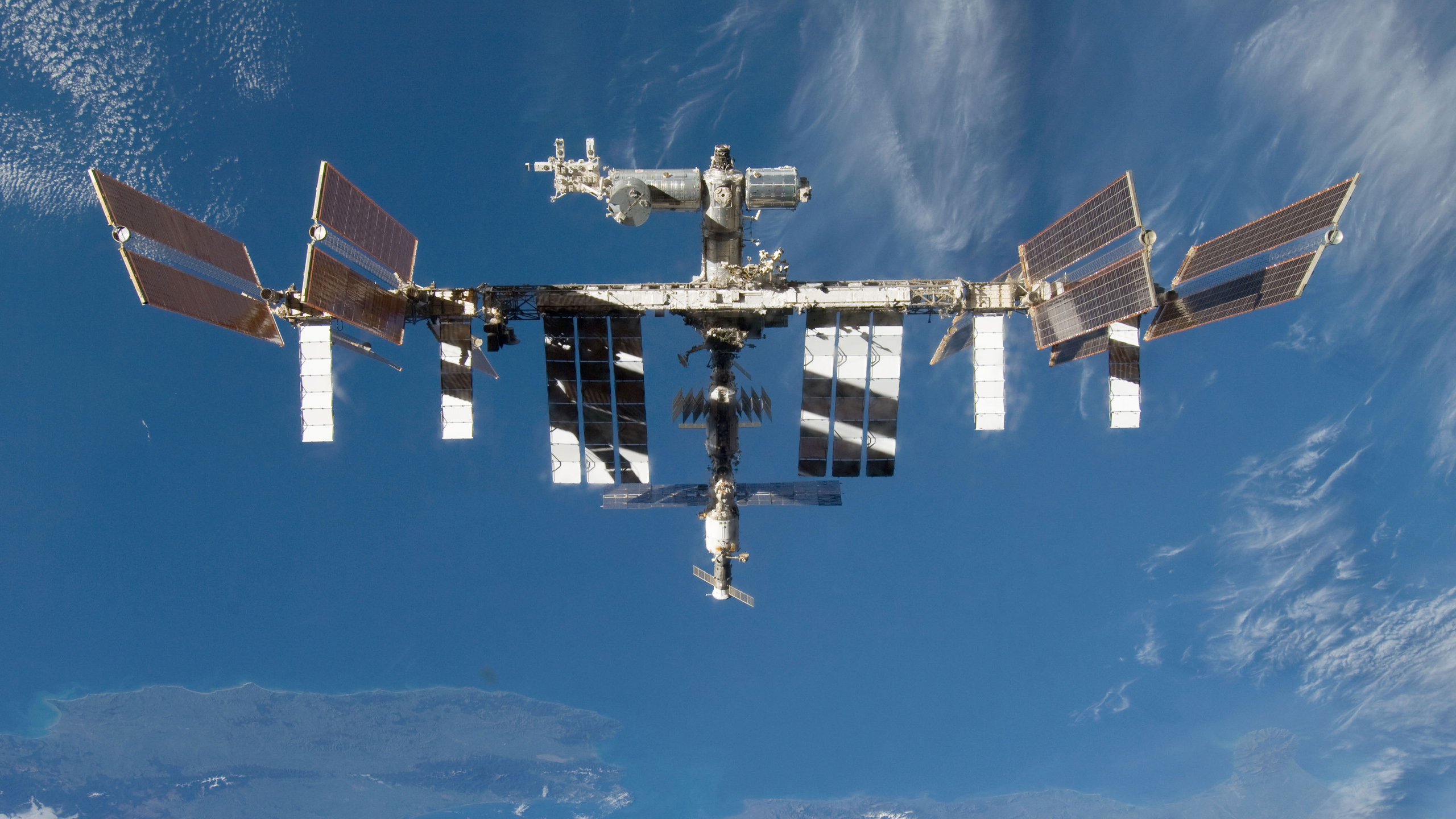 International space station hd wallpaper background - Space station wallpaper ...