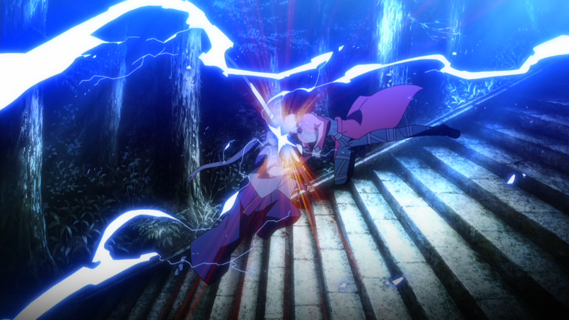 4 Fate Stay Night Unlimited Blade Works 2010 Hd Wallpapers
