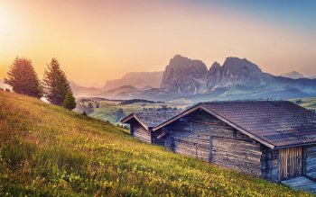 Man Made - Cabin Wallpapers and Backgrounds ID : 461016