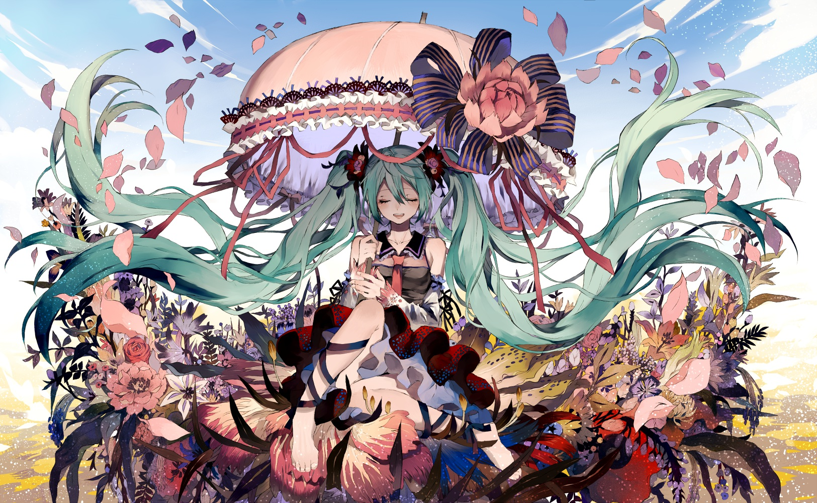 Vocaloid Wallpaper and Background Image | 1625x1000 | ID:462237 - Wallpaper Abyss
