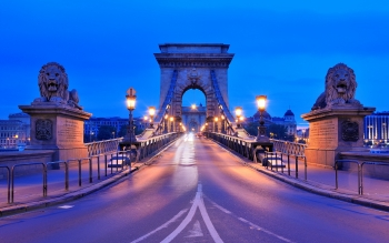 Man Made - Chain Bridge Wallpapers and Backgrounds ID : 462781