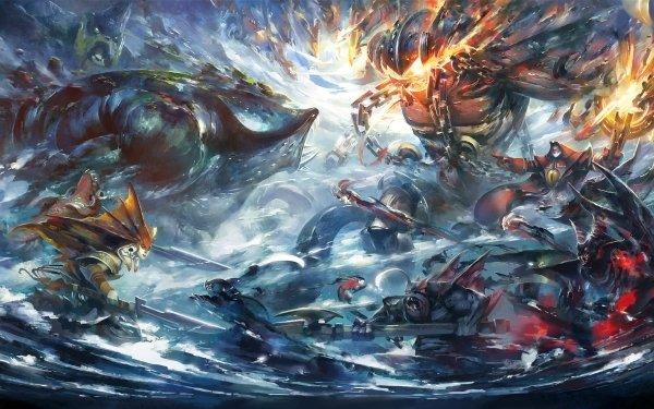 Video Game DotA 2 Dota HD Wallpaper | Background Image