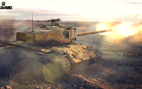 Video Game World Of Tanks HD Wallpaper | Background Image
