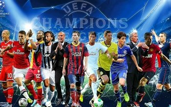 Спорт - Uefa Champions League Wallpapers and Backgrounds ID : 464214