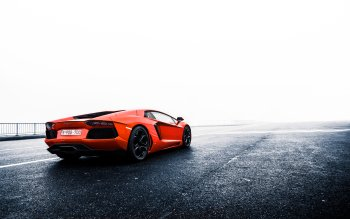 Vehicles - Lamborghini Aventador Wallpapers and Backgrounds ID : 464219