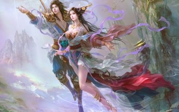 Fantasy - Women Wallpapers and Backgrounds ID : 464781