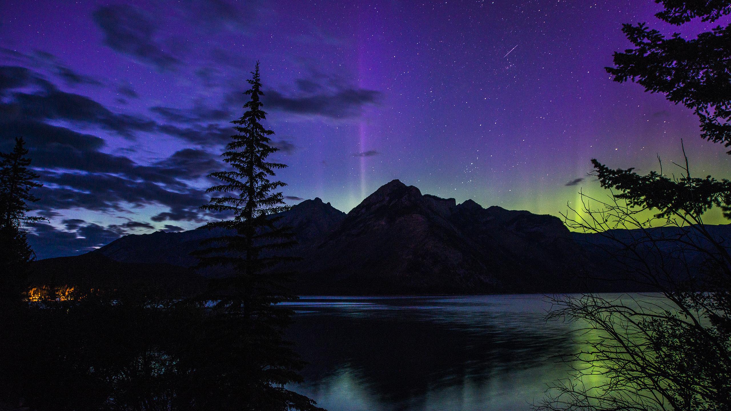 aurora computer wallpapers desktop backgrounds