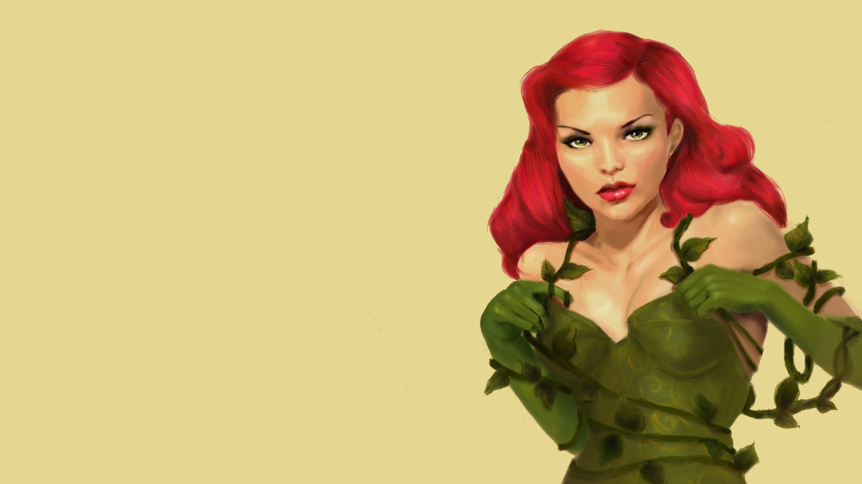 Poison Ivy by Carlos Adrian González Villagómez · 3dtotal