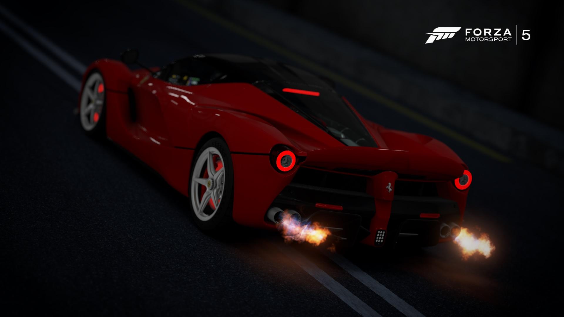 video game forza motorsport 5 wallpaper - Ferrari Laferrari Wallpaper Hd For Desktop