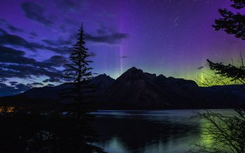Earth - Aurora Borealis Wallpapers and Backgrounds ID : 465667