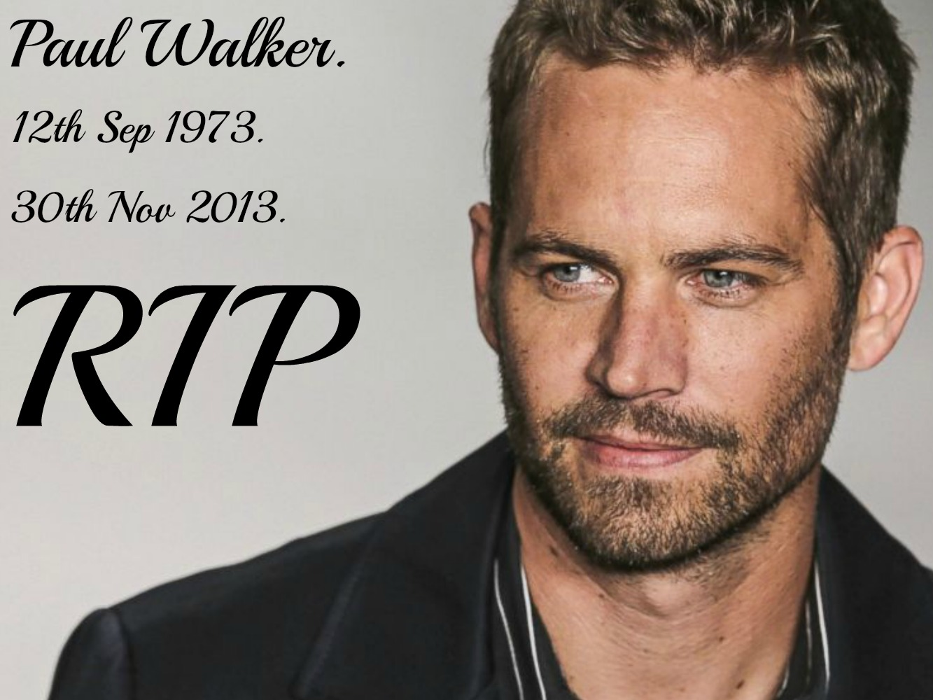 PAUL WALKER Wallpaper And Background Image