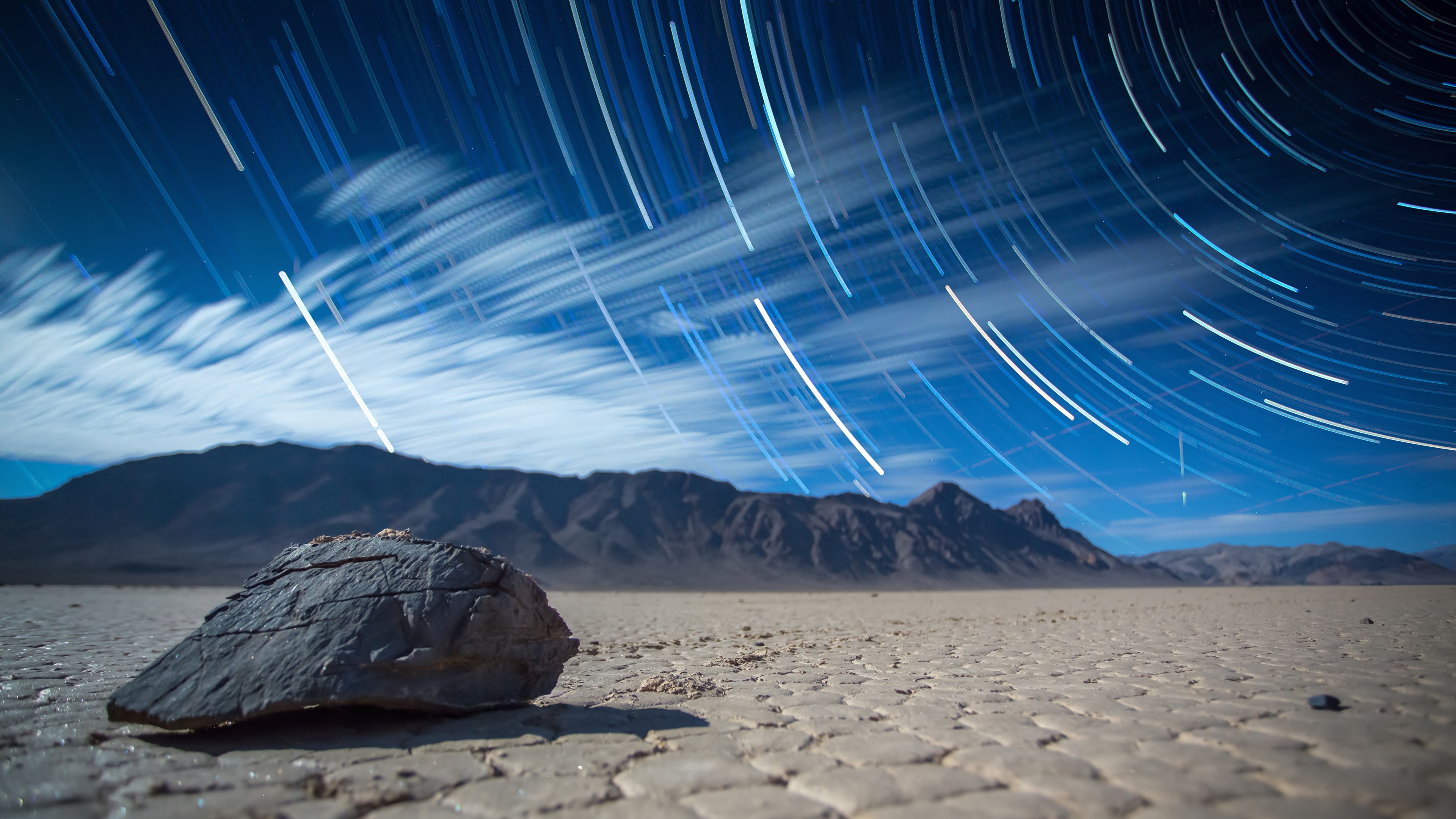Death Valley 4k Ultra Hd Wallpaper Background Image 3840x2160