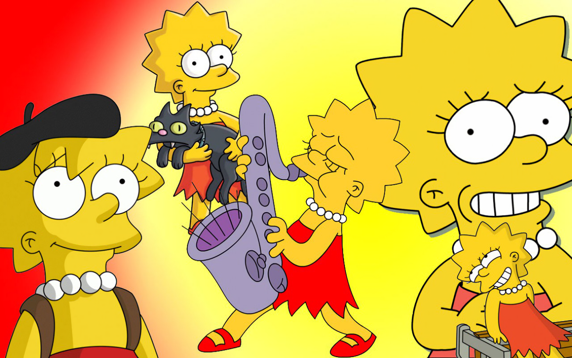 The Simpsons HD Wallpaper   Background Image   1920x1200 ...