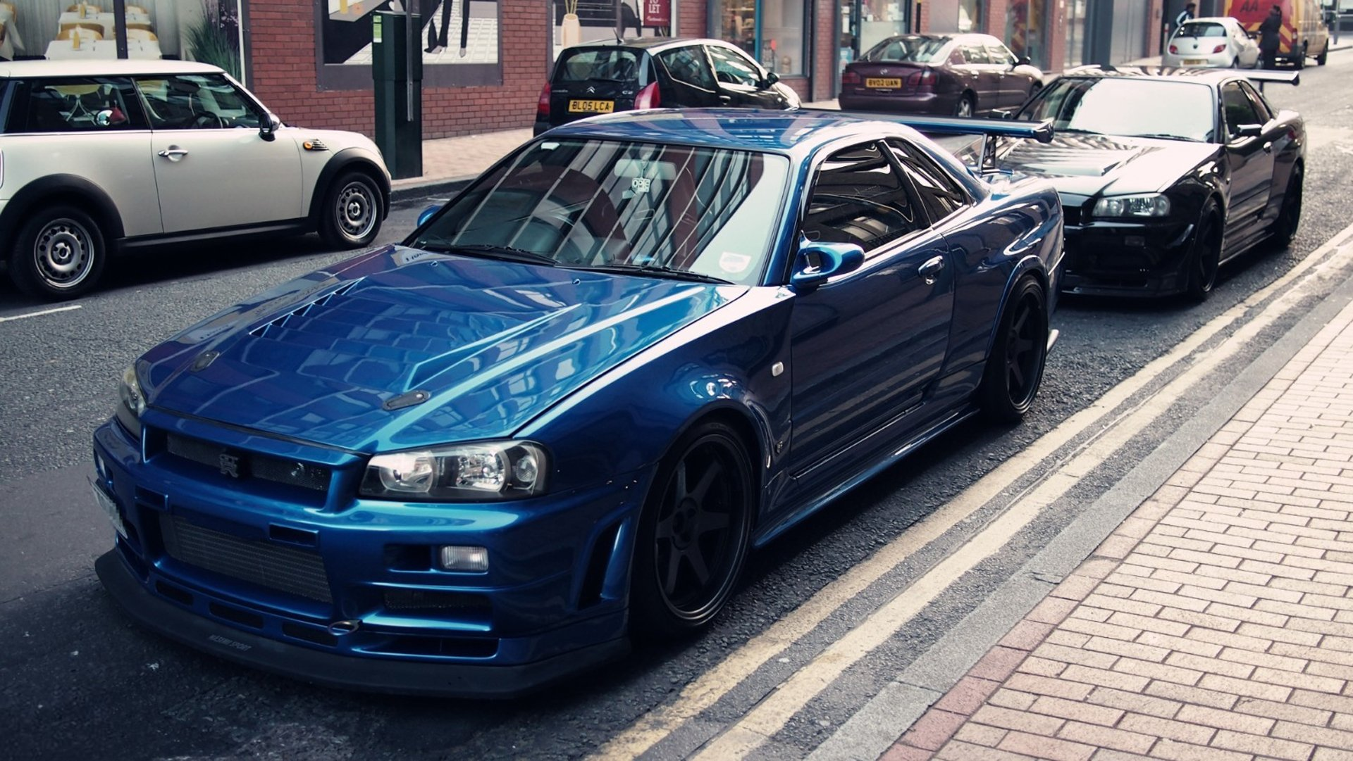 Nissan skyline hd wallpaper background image 1920x1081 id 466955 wallpaper abyss - Nissan skyline background ...