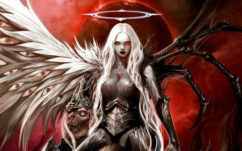 Dark - Angel Wallpapers and Backgrounds ID : 466048