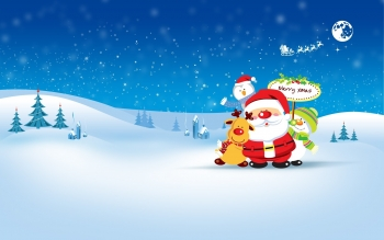 Holiday - Christmas Wallpapers and Backgrounds ID : 466142