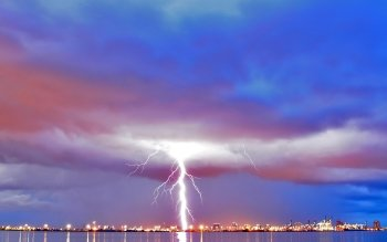 Photography - Lightning Wallpapers and Backgrounds ID : 466424